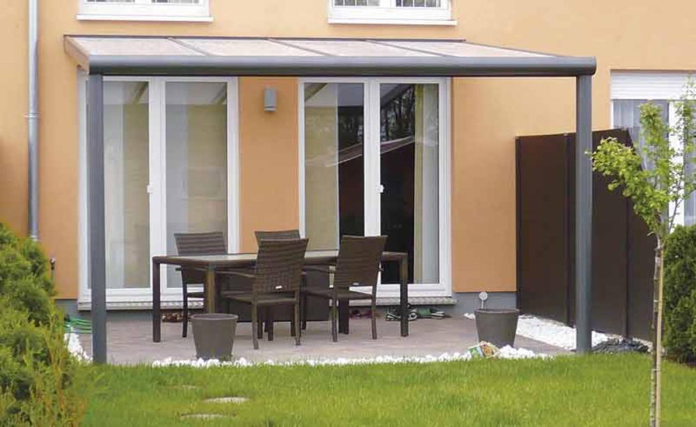 Beliebt Preise Terrassenüberdachungen in Standard Grössen IC87